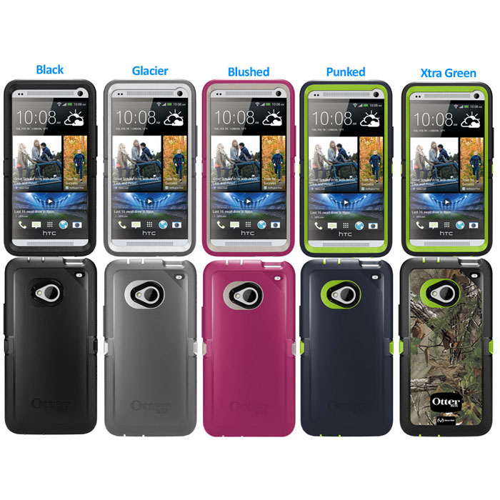 Otterbox Defender Series case for HTC One
